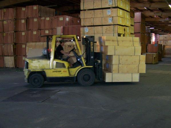 Contact Us The Commercial Warehousing Operation at Blackmon Warehouse Systems Inc Cross Docking